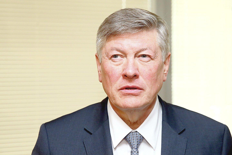 """A.Paulauskas: """"Būdamas ministras aš net svarsčiau, gal reikėtų Palangoje įvesti tiesioginį valdymą, nes tuo metu pažeidimų buvo tiesiog apstu."""""""