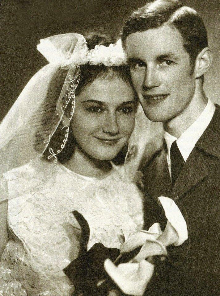 Susitikę studijų metais Janina ir Rimantas kartu pragyveno beveik 40 metų.<br>Nuotr. iš asmeninio albumo