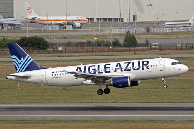 """""""Šiandien oro linijų bendrovė """"Aigle Azur"""" buvo perduota likvidavimo administratoriams"""", – sakoma institucijos pranešime, kuriame kalbama ir apie """"grynųjų pinigų srautų problemas, trukusias kelis mėnesius"""".<br>Wikipedia nuotr,."""