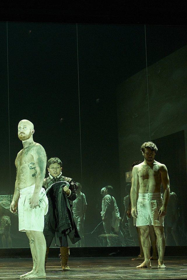 "G.F.Händelio opera ""Alčina"" Zalcburgo festivalyje.<br>M.Horno (Salzburger Festspiele) nuotr."