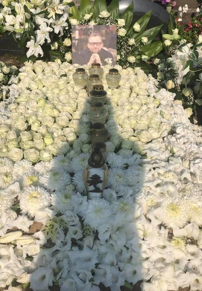Žano Maslausko laidotuvės.<br>Asmeninio archyvo nuotr.