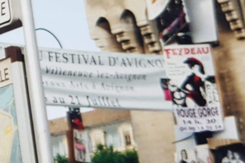 Avinjono teatro festivalis.<br>Asmeninio archyvo nuotr.