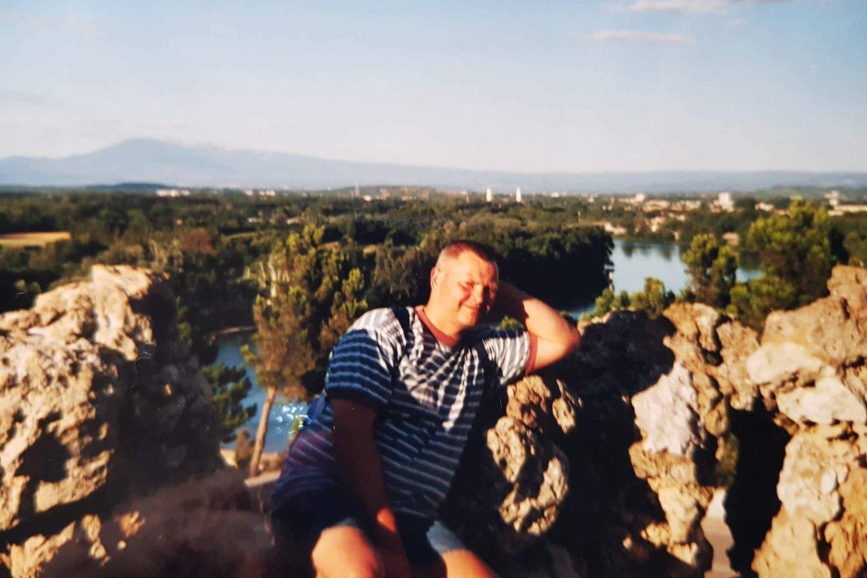 Vaizdas nuo gynybinio bokšto.<br>Asmeninio archyvo nuotr.