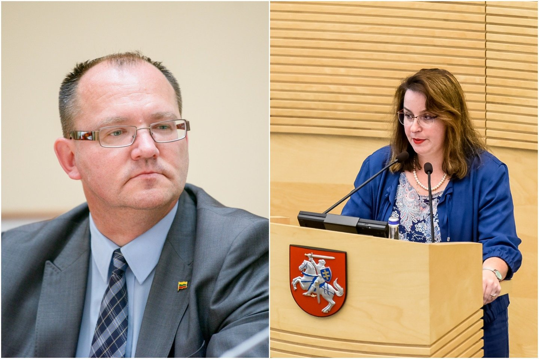 VTEK vadovas E.Sakalauskas mano, jog G.Burokienei įrodys esąs nenusižengęs.
