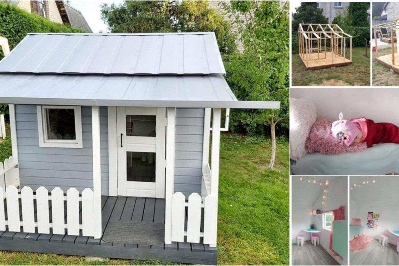 Baltos durys, langai ir terasa su tvorele – tokiame name norėtų gyventi visi suaugusieji.<br>A.Jaškūno nuotr.