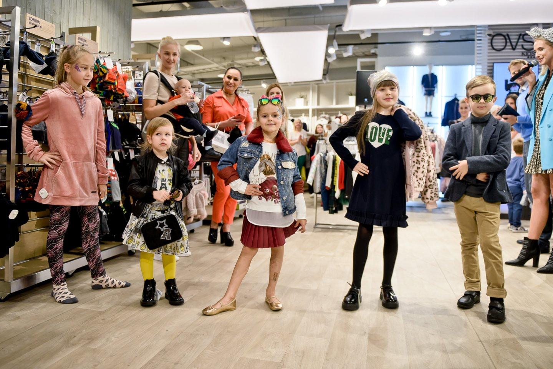 Vaikiškų prekių parduotuvės atidarymas.<br>Tomas Petro nuotr.