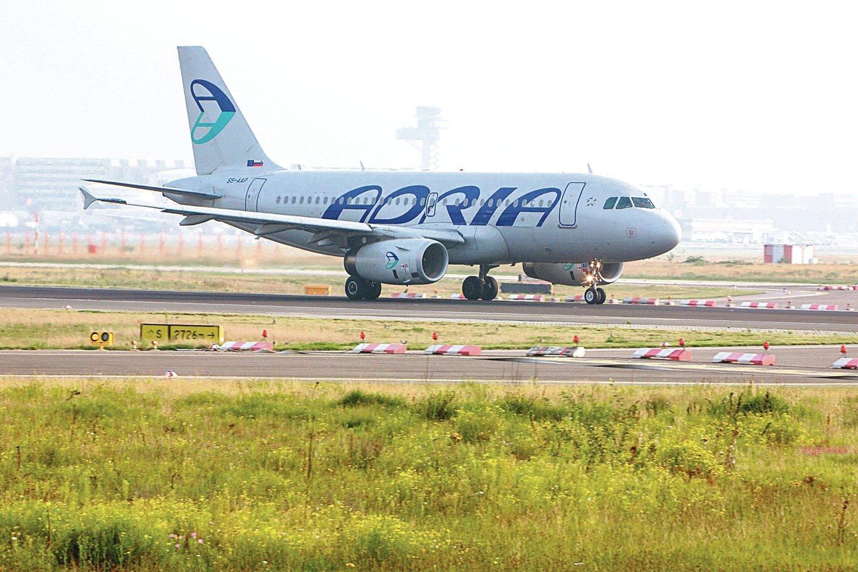 """Turizmo sektoriuje šią savaitę netrūko prastų naujienų: bankrotą paskelbė seniausias pasaulio kelionių organizatorius """"Thomas Cook"""", o skrydžius sustabdžiusios """"Adria Airways"""" likimas taip pat neaiškus.<br>""""Scanpix"""" nuotr."""