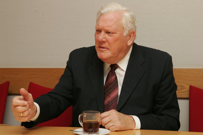 A.Brazauskas buvo surašęs testamentą, bet dėl palikimo vis tiek užvirė kova.<br>M.Juknevičiūtės nuotr.