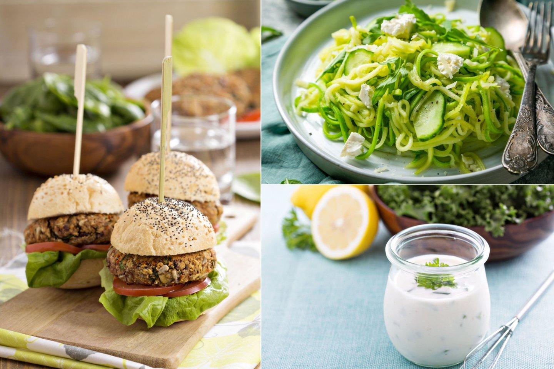 Jau daugiau nei 40 metų spalio 1-ąją minima Pasaulinė vegetarų diena. Šią dieną įprasta peržvelgti savo mitybos įpročius, paieškoti naujų skonių bei receptų.<br>123rf nuotr.