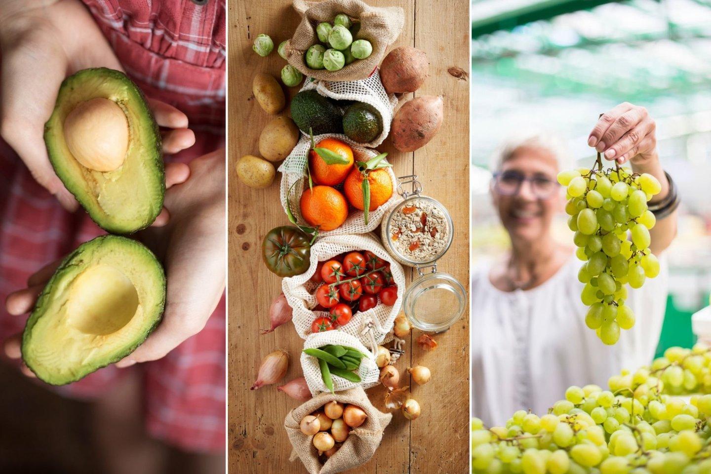 Graži išvaizda renkantis vaisius ir daržoves neturėtų būti pagrindinis kriterijus, lemiantis pasirinkimą.<br>123rf ir pranešimo autorių nuotr.