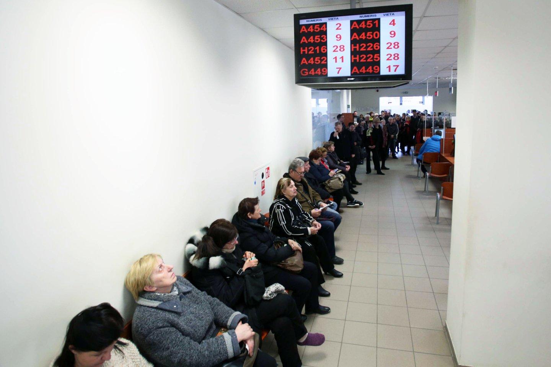 Tyrimas parodė, kad Lietuvoje bene sunkiausia našta smulkiajam verslui.<br>M.Patašiaus nuotr.