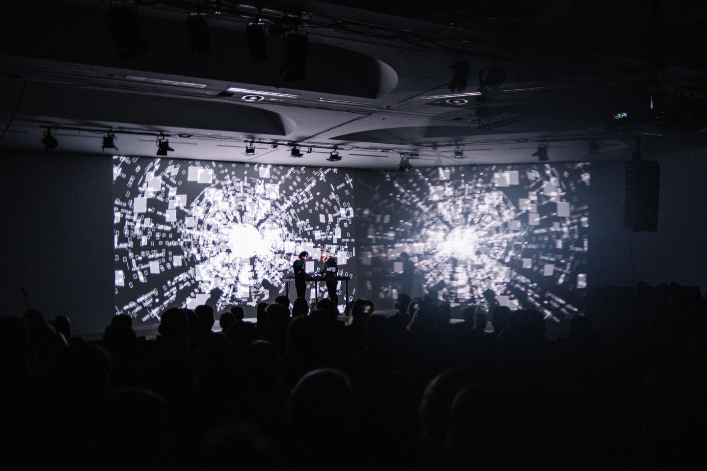 """Momentas išfestivalio """"Gaida""""ketvirtosios dienos koncerto.<br>J.Dargytės nuotr."""