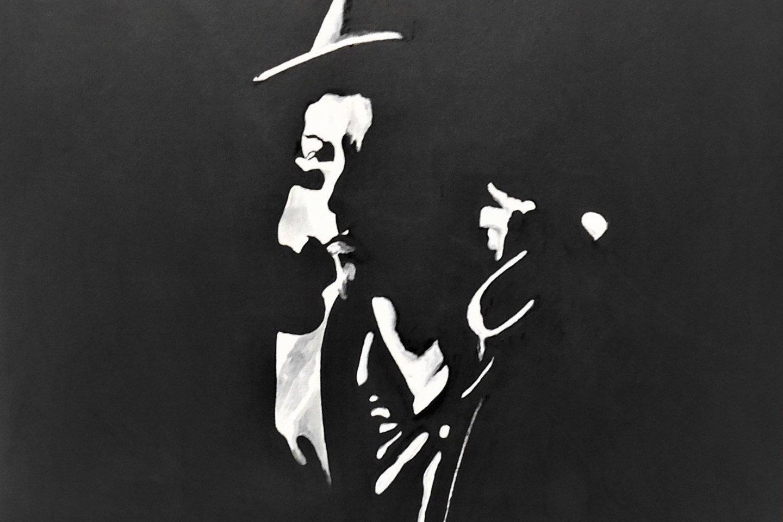 """P.Finellis. Noir Time"""".<br>G.Pilaičio nuotr."""