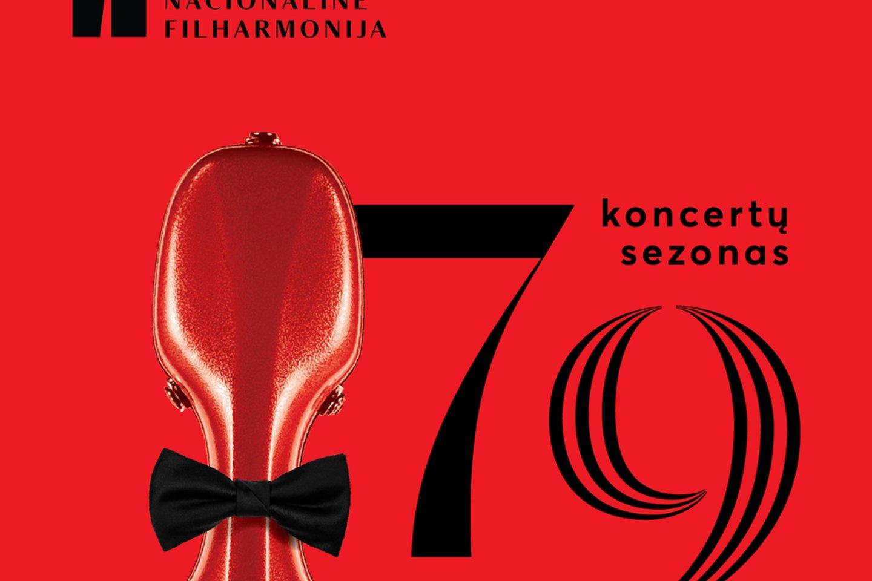 79-asis Filharmonijos sezonas – su permainų ženklu.<br>D.Matvejevo nuotr.