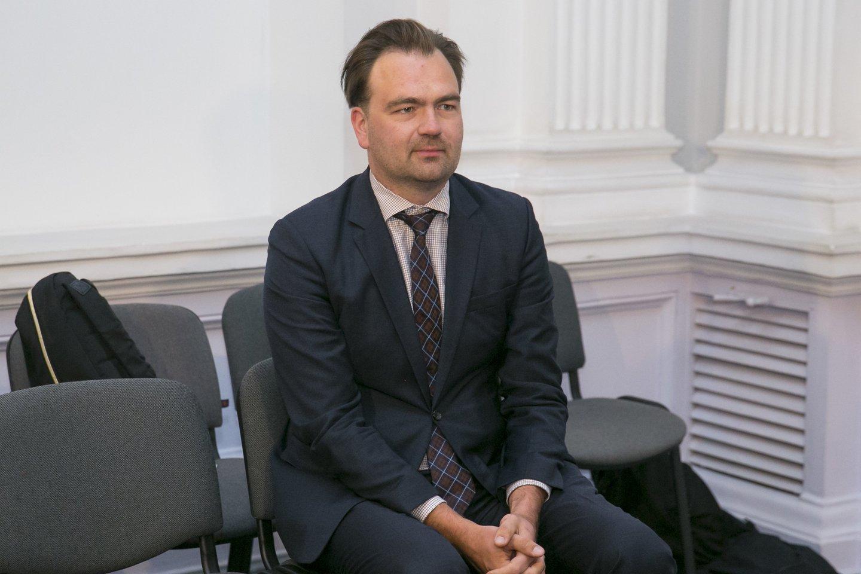 Mykolas Katkus<br>T.Bauro nuotr.