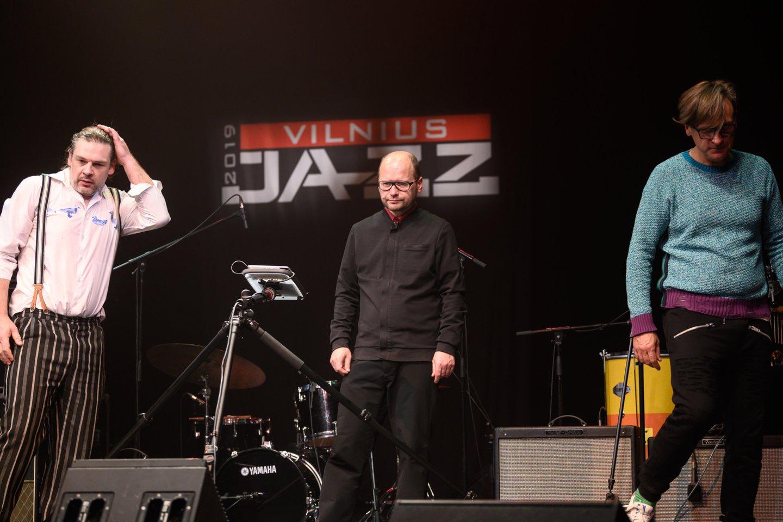 """Milasius Power Band"".<br>V.Skaraičio nuotr."