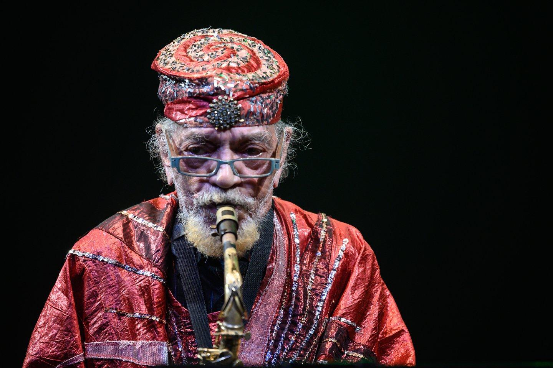 """Sun Ra Arkestra"" festivalyje""Vilnius Jazz"".<br>V.Skaraičio nuotr."