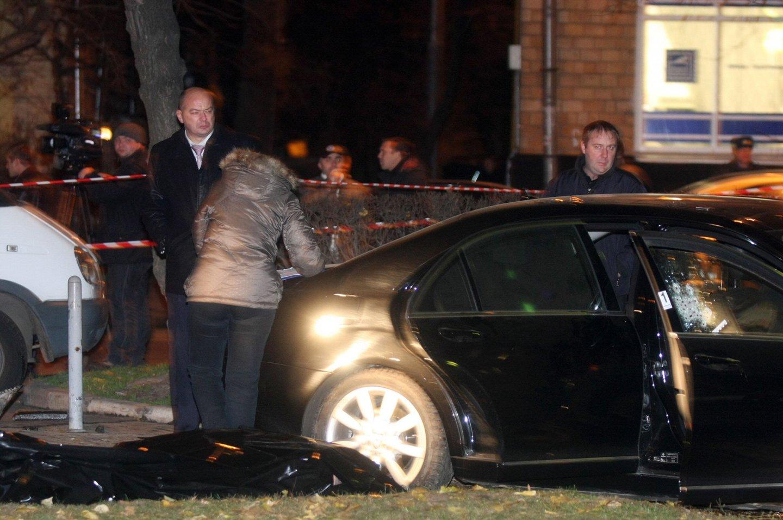 Lemtingi šūviai Rusijos sostinėje nuaidėjo 2009-ųjų lapkričio 2-ąją.<br>Scanpix nuotr.
