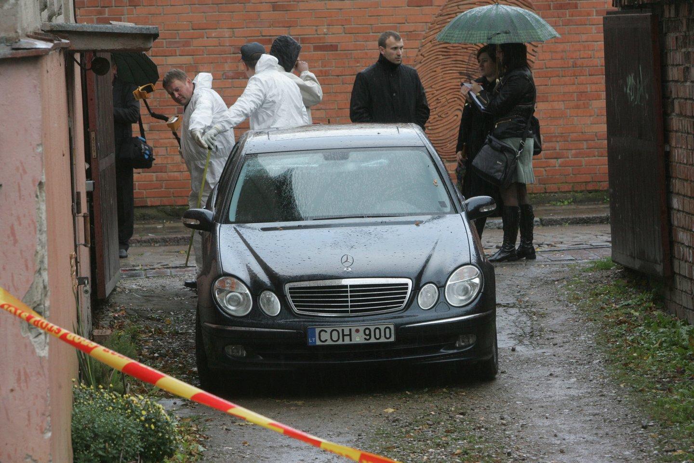 J.Furmanavičiaus nužudymas įvyko V.Sladkevičiaus gatvėje 2009-aisiais.<br>A.Bardžiaus nuotr.