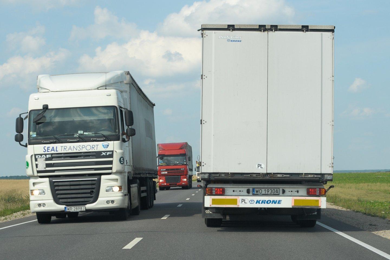 Bendras Mobilumo paketo poveikis – 17 proc. sumažėjusios Bulgarijos transporto sektoriaus pajamos, kurios sudaro 1 proc. šalies BVP. KPMG daro prielaidą, kad kitoms periferinėms šalims, pavyzdžiui, Rumunijai ir Lenkijai, pasekmės bus labai panašios.<br>V.Ščiavinsko nuotr.