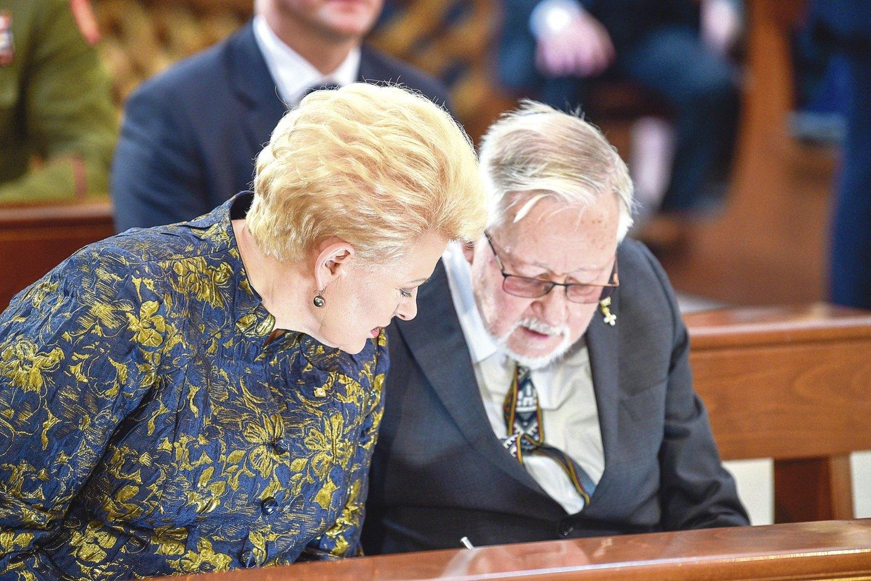 D.Grybauskaitė ir V.Landsbergis rėmė netikros pedofilijos skandalo pūtėjus.