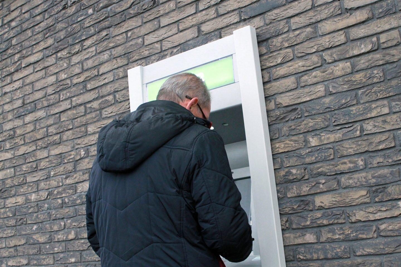 SEB banko interneto svetainėje šio banko klientus pradeda konsultuoti virtualusis konsultantas.<br>M.Patašiaus nuotr.