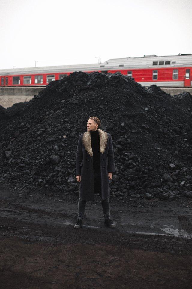 Justinas Lapatinskas.<br>M.Penkutės nuotr.