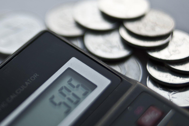 Patirtis rodo, kad metų pabaigoje sukrunta ir skolininkai, ir kreditoriai.<br>kiti