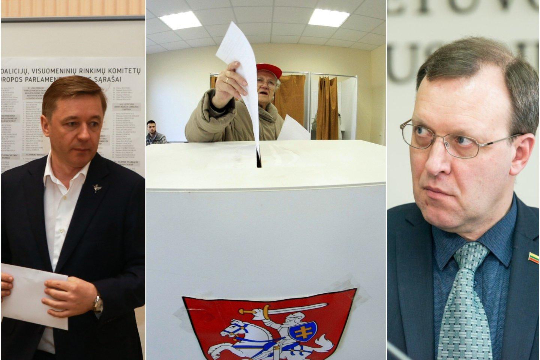 Seimas antradienį grįžo prie žemesnės kartelės parlamento rinkimams.