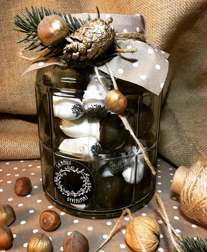 I.Juciūtė-Čibirkienė Kalėdų skanėstus pradeda ruošti likus dviem mėnesiams iki švenčių.