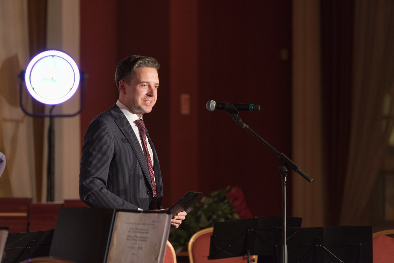 NKC direktorius Daumantas Gutauskas