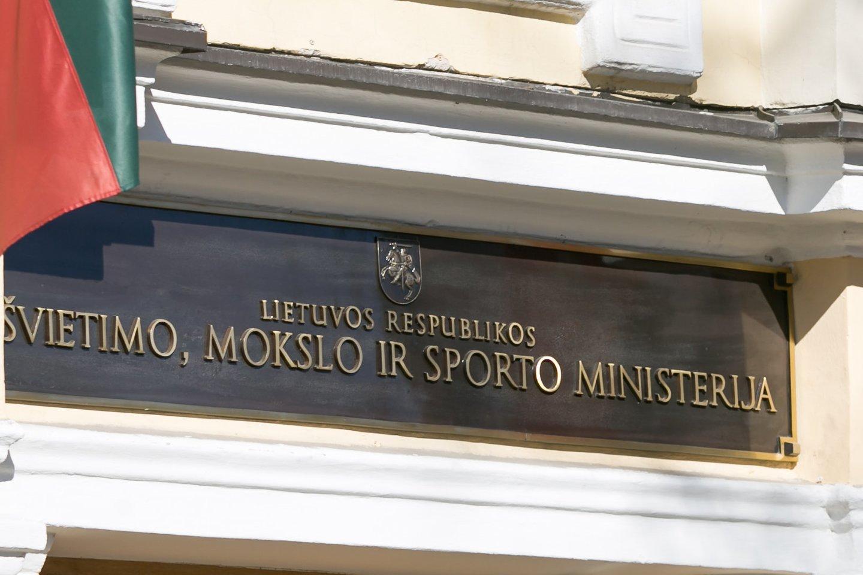 Darbuotojai įtaria, kad į vadovo vietą taikosi buvęs ministerijos vieno iš skyrių vadovas.<br>T.Bauro nuotr.