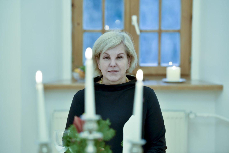 Tai, kad Vilma gyvena ir dirba šalia dvasininkų, lėmė nelengvi gyvenimo išbandymai.<br>V.Ščiavinsko nuotr.