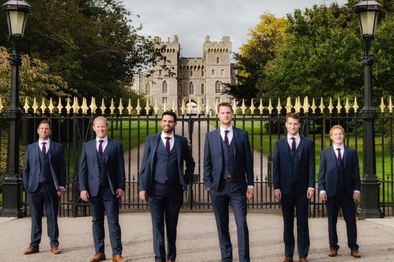 """Britų ansamblis """"The Queen's Six"""" prieš Naujuosius metus koncertuos Klaipėdoje."""