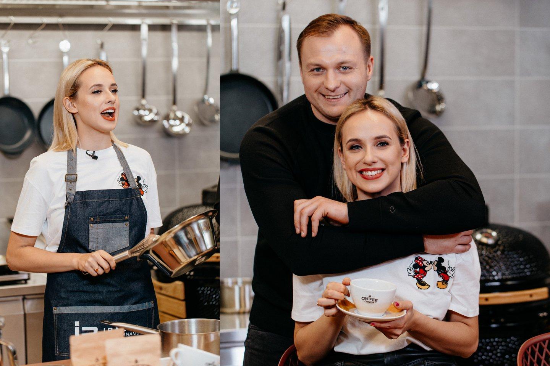 Viktorija Šaulytė ir Julius Mocka.<br>lrytas.lt montažas.