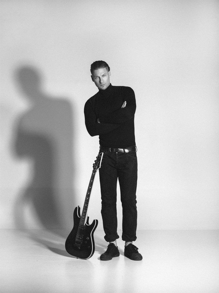 Justinas Lapatinskas.<br>Asmeninio albumo nuotr.