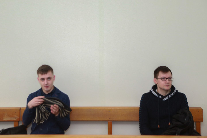 Trijų vyrų linksmybės baigėsi dideliais nemalonumais.<br>G.Bitvinsko nuotr.