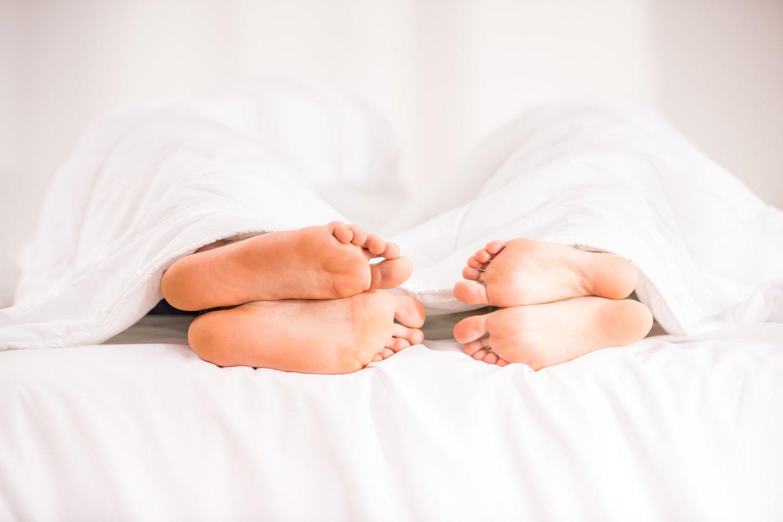 Jeigu miegate per daug ar per mažai, kenkiate savo sveikatai.<br>123 rf nuotr.