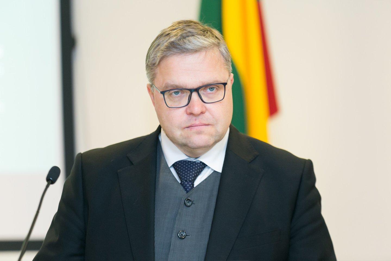 Vitas Vasiliauskas<br>T.Bauro nuotr.