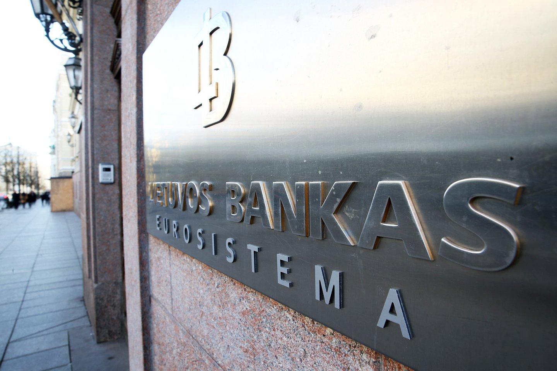 Lietuvos bankas.<br>R.Danisevičiaus nuotr.