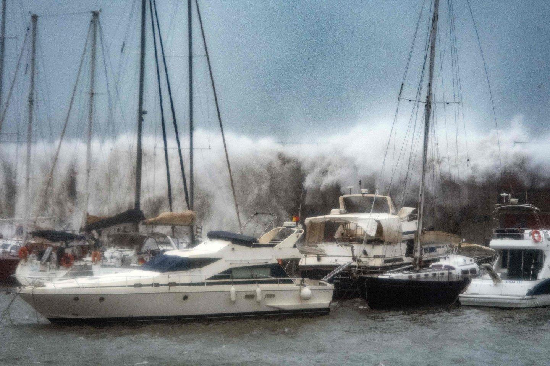 Ispanija skelbia klimato nepaprastąją padėtį ir žadapereiti prie atsinaujinančių šaltinių.<br>AFP/Scanpix nuotr.
