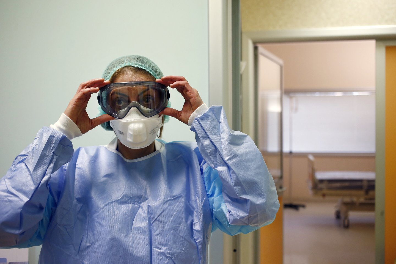 Koronavirusas pasiekė Europą.<br>ZumaPress.com nuotr.