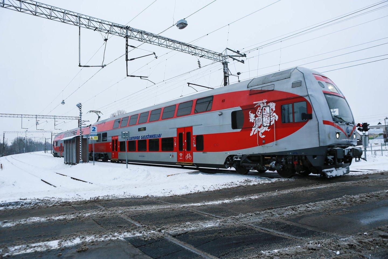 Geležinkelis į Gardiną - tai ir Varėnos, ir Druskininkų merų troškimas.<br>G.Bitvinsko nuotr.