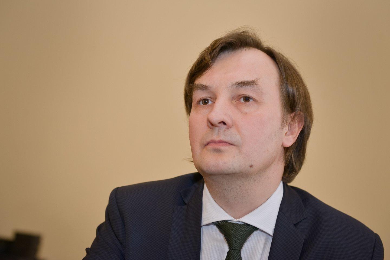 R.Petrauskas.<br>J.Stacevičiaus nuotr.