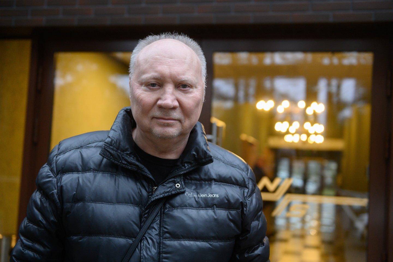 Aleksandras Ivanauskas-Fara.<br>V.Skaraičio nuotr.