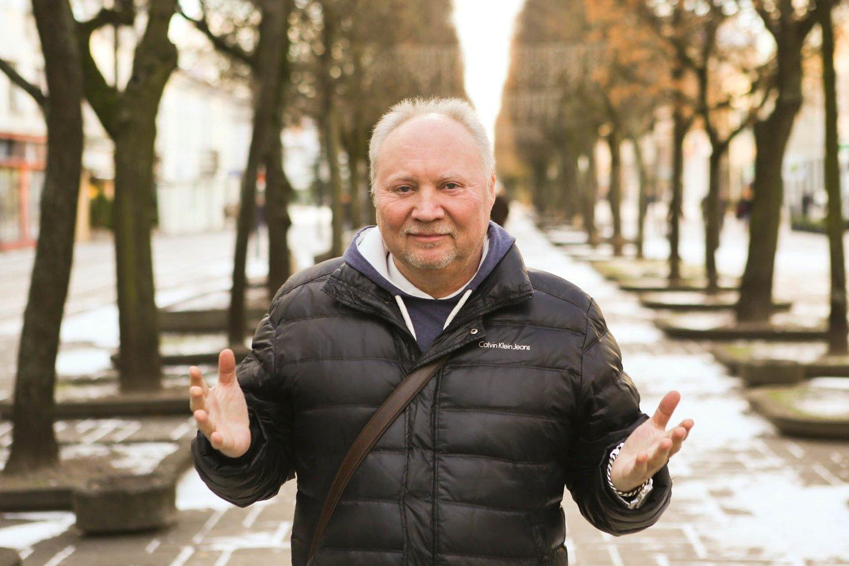 Aleksandras Ivanauskas-Fara.<br>LR archyvo nuotr.