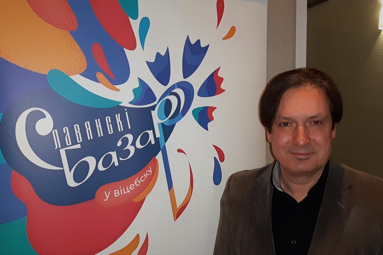 Nacionalinės atrankos konkurso vertinimo komisijai vadovavo muzikologas Darius Užkuraitis.<br>G.Pilaičio nuotr.