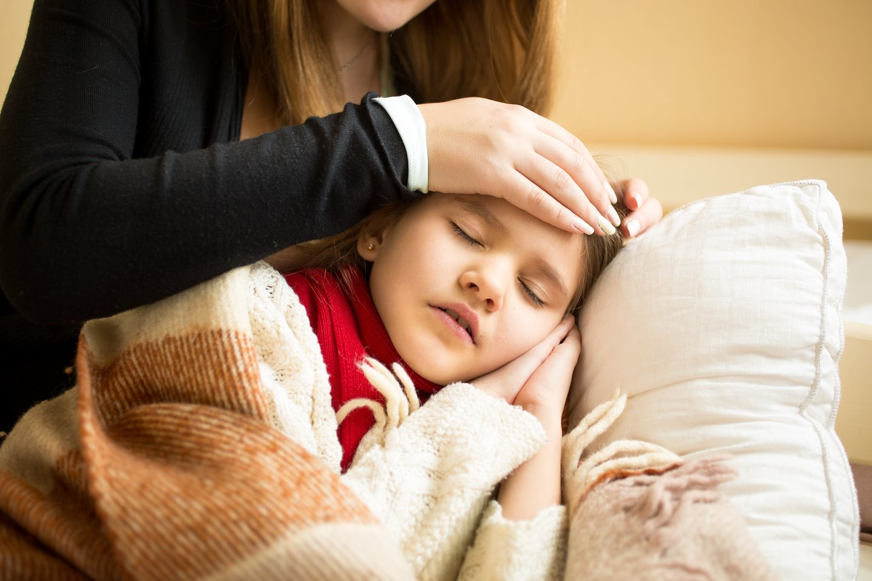 Nors vaikai smarkiai apsinuodijo, nė viena mama dėl to į medikus nesikreipė.<br>123rf nuotr.