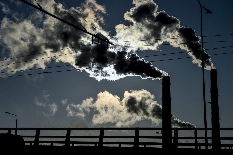 Dėl iškastinio kuro deginimo kylanti oro tarša yra grėsmė mūsų sveikatai ir mūsų ekonomikai, kuris nusineša milijonus gyvybių ir kainuoja trilijonus dolerių.<br>V.Ščiavinsko nuotr.