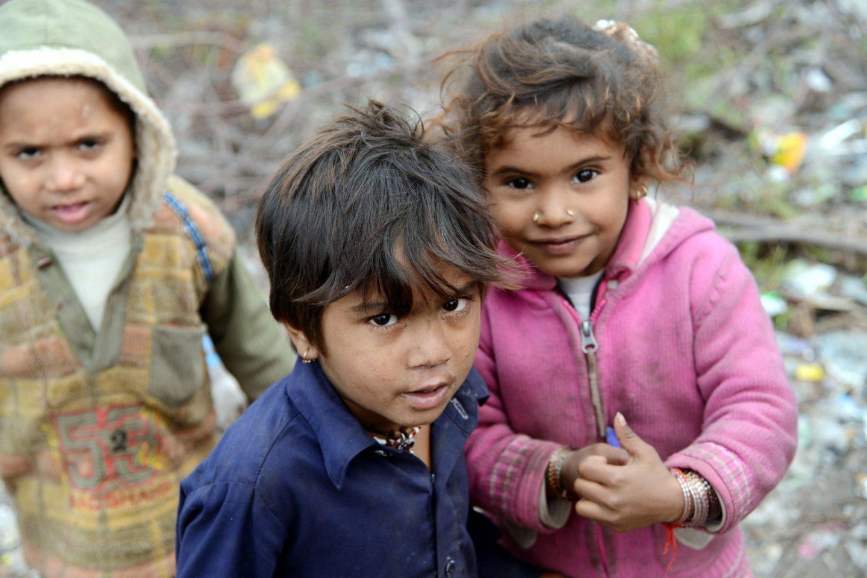 Valstybėms visame pasaulyje neužkertant kelio klimato kaitos padariniams ir nesukuriant švarios ir sveikos aplinkos, būtinos jų gerovei, kyla grėsmė kiekvieno vaiko ateičiai.<br>Scanpix/ZP nuotr.